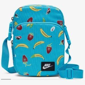 NWT Nike Heritage Crossbody Bag Strawberry Banana